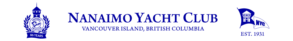 Nanaimo Yacht Club Header