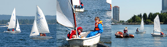 Learn to Sail at Nanaimo Yacht Club