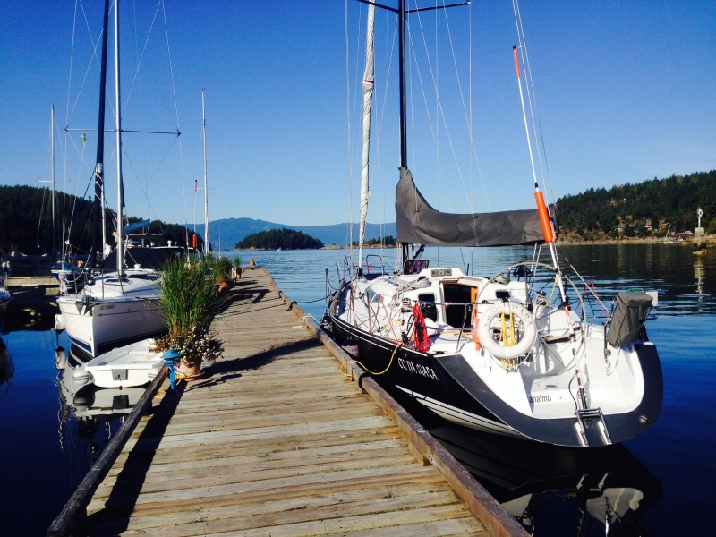 Nanaimo Yacht Club · Racing · Single Handed Series