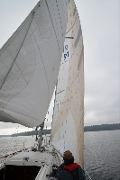 Fall Series 2012: Race Day 3: Great Blue Heron