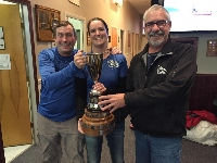 Fall Series 2016: Fall Series Day 5: Rich and Courtney and Runaway Girl win Boat of the Year 2016