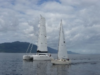 Single Handed Series 2012: September Weekender: Waited too long... no wind for the return voyage